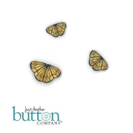 BUTTON PACK - BUTTERFLY DANCE - Praiseworthy Stitches
