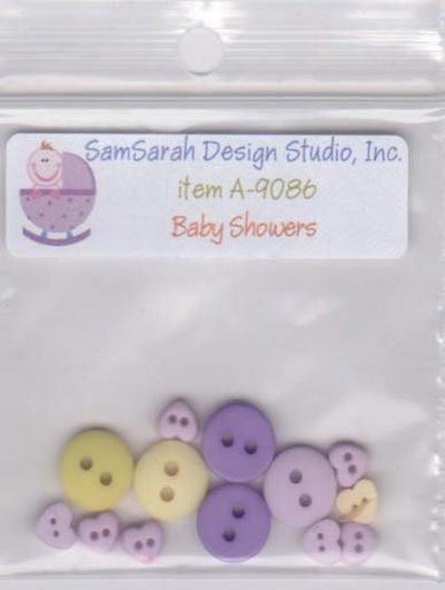 SamSarah Design Studio - Baby Showers