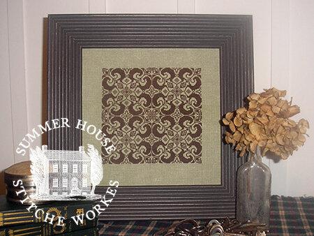 Summer House Stitche Workes Baroque Elegance