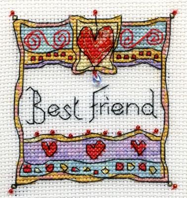 Michael Powell Art Best Friend - MPCPLG001