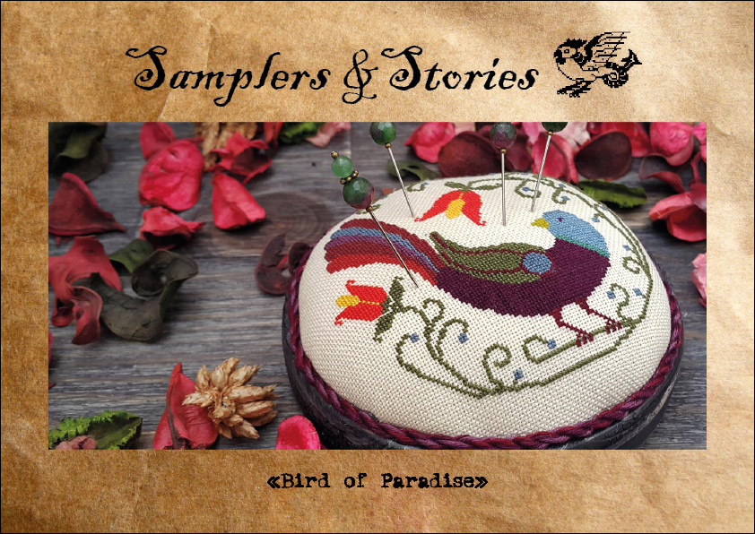 Bird of Paradise by Samplers & Stories