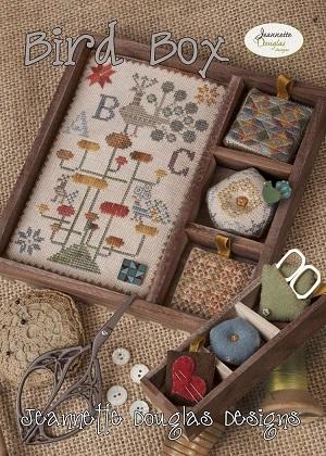 Jeannette Douglas Designs Bird Box