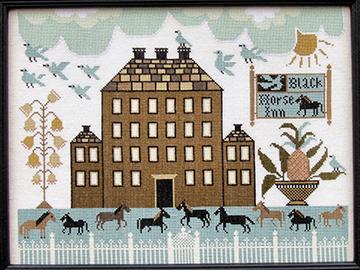 Black Horse Inn by Carriage House Samplings