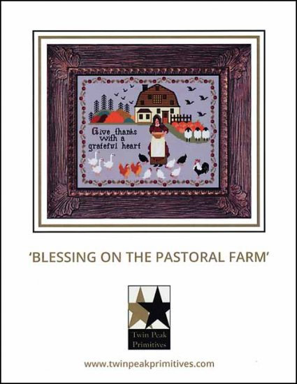Twin Peak Primitives - Blessing On The Pastoral Farm