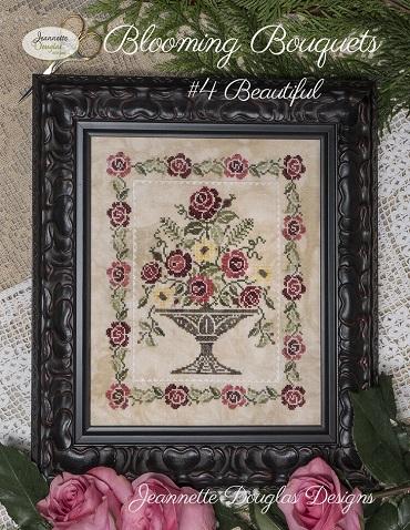 Jeannette Douglas Designs Blooming Bouquets  4 Beautiful