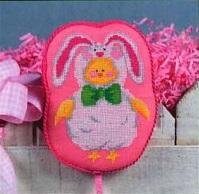 Pepperberry Designs Bunny chick