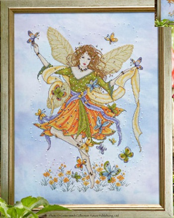 Butterfly Fairy by Joan Elliott