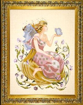 Mirabilia Butterfly Fairy-MD75
