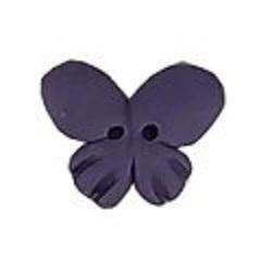 Stoney Creek - Button Pack - Dusty Purple Butterfly