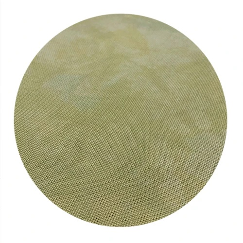 COLOUR AND COTTON Hand Dyed Fabric - CAMP,18X27, LINEN 32CT