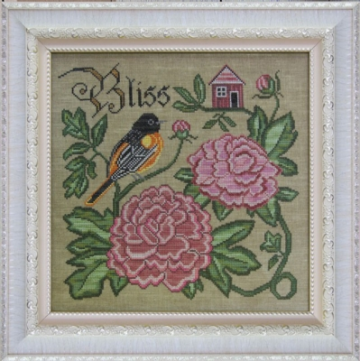 Cottage Garden Samplings Songbird's Garden 6 - Summer Bliss