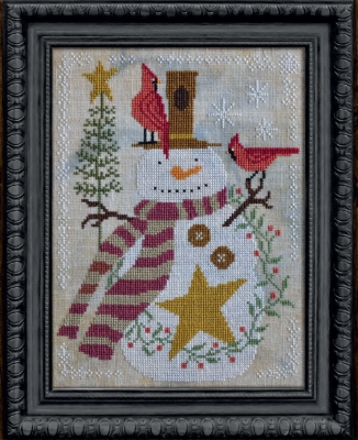 Cottage Garden Samplings Time For All Seasons 1 - It'sSnow Time
