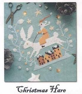Barbara Ana Christmas Hare