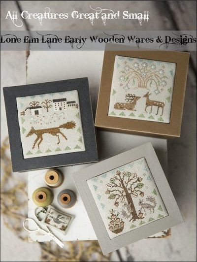Lone Elm Lane All creatures great and small