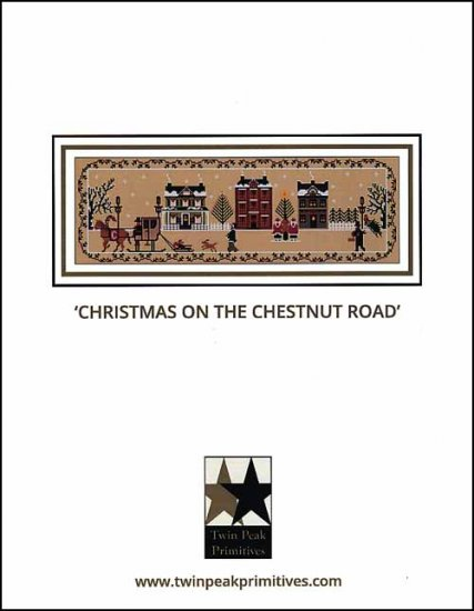 Twin Peak Primitives - Christmas On The Chestnut Road