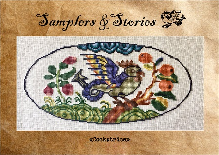 Cockatrice by Samplers & Stories