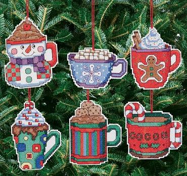 Cocoa mug by Janlynn