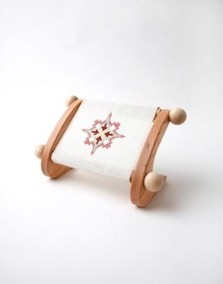 Cabranmary Woods Dutch Treat Lap-Stitch Mini Mini Frame