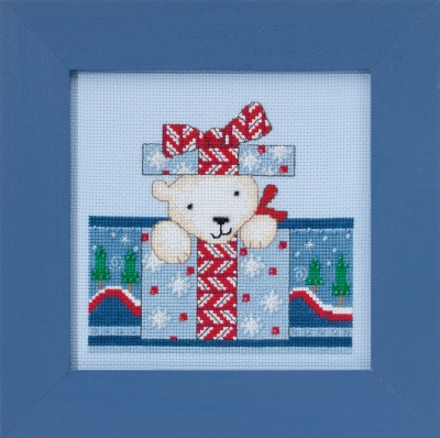 Debbie Mumm/Mill Hill Polar Surprise,DM301715
