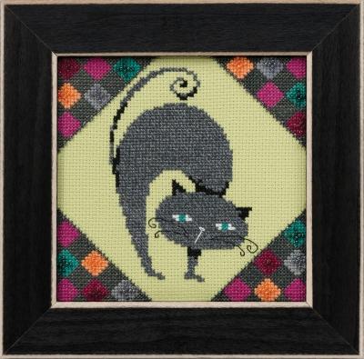 Debbie Mumm DM302011 Ahes-Alley cats