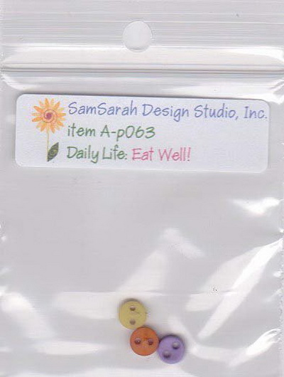 SamSarah Design Studio - Daily Life Eat Well