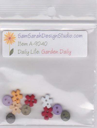 SamSarah Design Studio - Daily Life Garden Daily