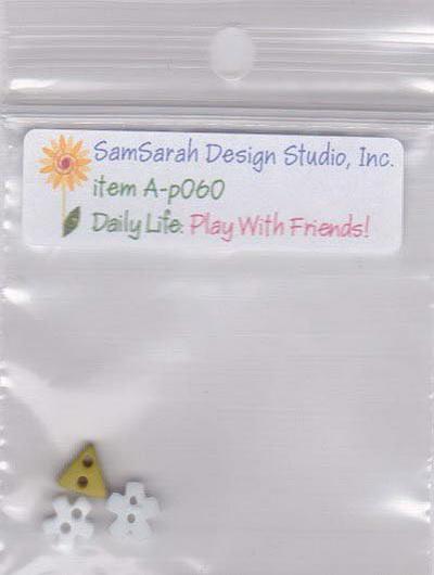 SamSarah Design Studio - Daily Life Play With Friends