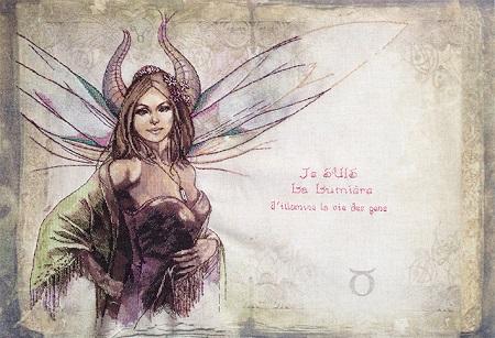 Dame de Mai by Nimue