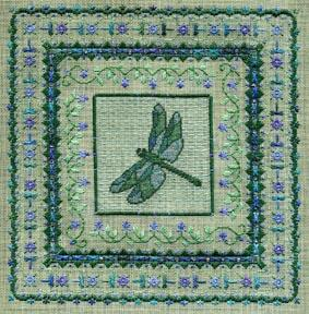 Dragonfly summer by Laura J.Perin Designs