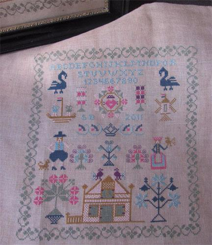 Dutch Sampler MDD-DS by Mani di Donna