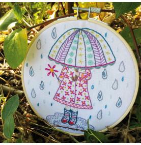 Un Chat Dans L'alguille Emily,who loves the rain