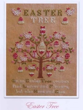 Easter Tree by Cuore e Batticuore