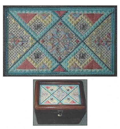 Brenda E. Kocher Designs Emily's Butterfly Box