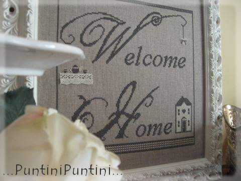 Puntini Puntini Welcome Home