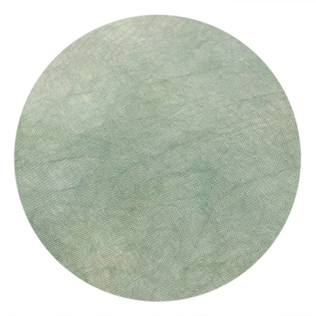 COLOUR AND COTTON Hand Dyed Fabric - FERN,18X27, LINEN 32CT