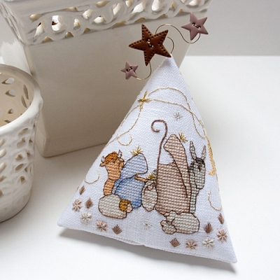 Faby Reilly Designs Nativity Humbug