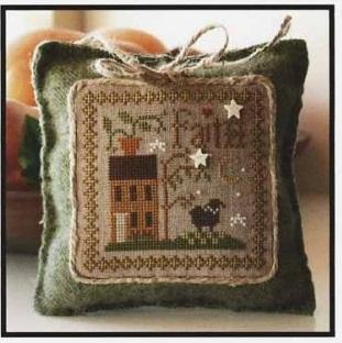 Little House of Needleworks Faith