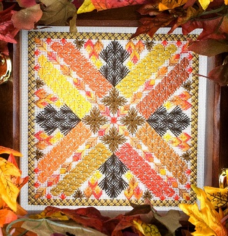 Falling leaves by Deb Bee's Designs