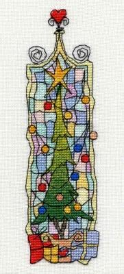 Michael Powell Art Festive Window - MPCP80