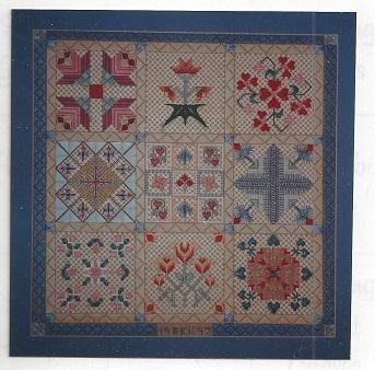Brenda E. Kocher Designs Flower Patch