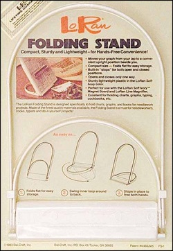 Folding stand by Lo Ran