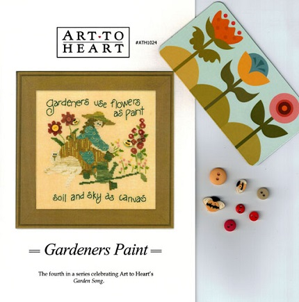 Gardeners Paint by Art to Heart