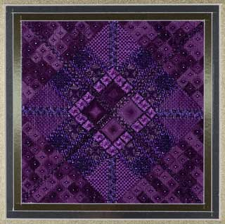 Glitz & Glamour Amethyst by Deb Bee's Designs