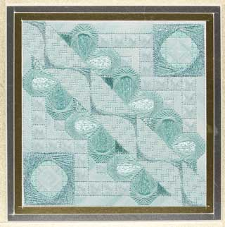 Glitz & Glamour Aquamarine by Deb Bee's Designs