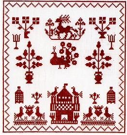 Sampler - 1767,GOK2068,Thea Gouverneur