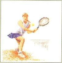 Tennis,GOK3031,Thea Gouverneur