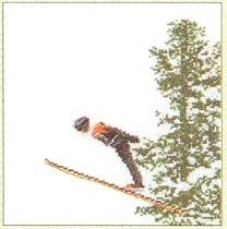 Ski jumping,GOK3039,Thea Gouverneur