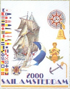 Amsterdam 2000,GOK3080,Thea Gouverneur