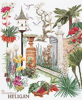 Lost Garden of Heligan by Thea Gouverneur