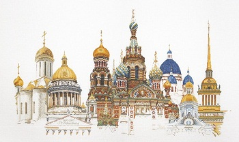 St. Petersburg by Thea Gouverneur